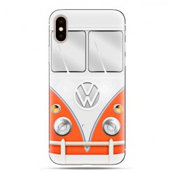 Modne etui na telefon - samochód Van Bus.