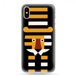 Modne etui na telefon - pasiasty tygrys.