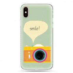 Modne etui na telefon - aparat fotograficzny Smile!