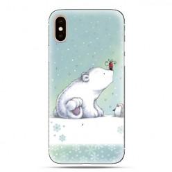 Modne etui na telefon - polarne zwierzaki.