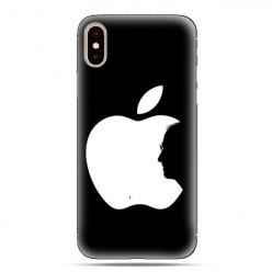Modne etui na telefon - ugryzione jabłko.