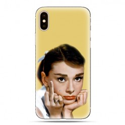 Modne etui na telefon - Audrey Hepburn F...You