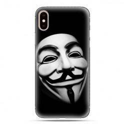 Modne etui na telefon - maska anonimus.