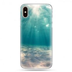 Modne etui na telefon - krajobraz pod wodą.