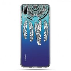 Huawei P Smart 2019 - silikonowe etui na telefon - Łapacz snów
