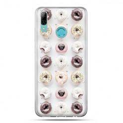 Huawei P Smart 2019 - silikonowe etui na telefon - Smakowite pączki