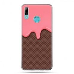 Huawei P Smart 2019 - silikonowe etui na telefon - Smakowite ciacho