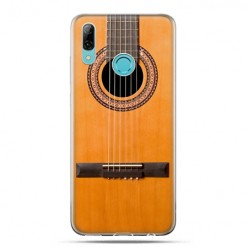 Huawei P Smart 2019 - silikonowe etui na telefon - La Gitara