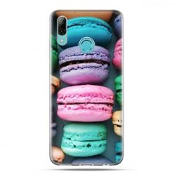 Huawei P Smart 2019 - silikonowe etui na telefon - Kolorowe ciasteczka