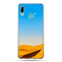 Huawei P Smart 2019 - silikonowe etui na telefon - Pustynne podróże