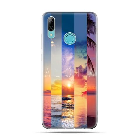 Huawei P Smart 2019 - silikonowe etui na telefon - ALOHA