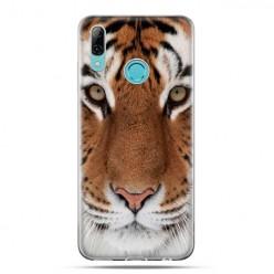 Huawei P Smart 2019 - silikonowe etui na telefon - Tygrys