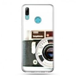Huawei P Smart 2019 - silikonowe etui na telefon - Aparat fotograficzny