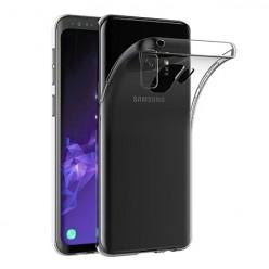Samsung Galaxy S9 - silikonowe etui na telefon Clear Case - przezroczyste.