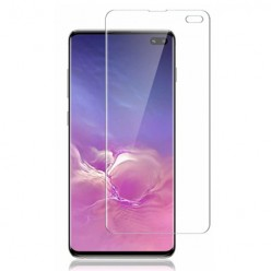 Samsung Galaxy S10 Plus - szkło hartowane na telefon 9H.