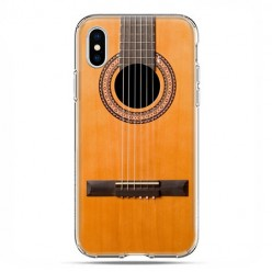 Apple iPhone X / Xs - etui na telefon - La Gitara