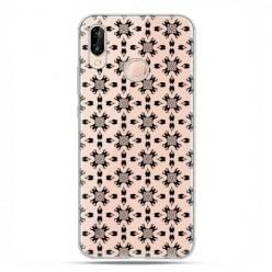 Huawei P20 Lite - etui nakładka na telefon Kwiatowy pattern.