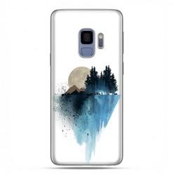 Samsung Galaxy S9 - etui na telefon z grafiką - Górski krajobraz.