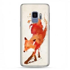 Samsung Galaxy S9 - etui na telefon z grafiką - Watercolor Lis.