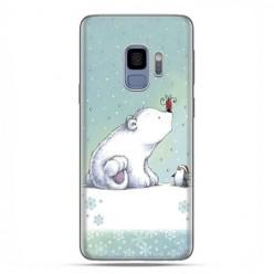 Samsung Galaxy S9 - etui na telefon z grafiką - Polarne zwierzaki.