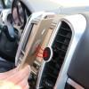 Magnetyczny uchwyt samochodowy na kratkę wentylacyjną.