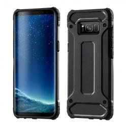 Pancerne etui na Samsung Galaxy S8 G950 - kolor czarny grafitowy.