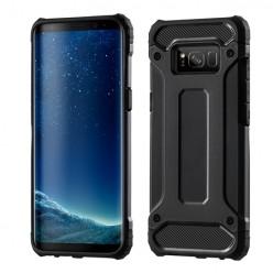 Pancerne etui na Samsung Galaxy S8 Plus G955 - kolor czarny grafitowy.