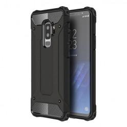Pancerne etui na Samsung Galaxy S9 Plus G965 - kolor czarny grafitowy.
