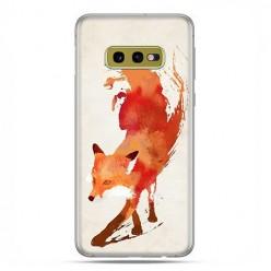 Samsung Galaxy S10e - etui na telefon z grafiką - Watercolor Lis.