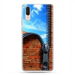Huawei P20 - etui na telefon z grafiką - Uwolnij marzenia