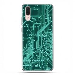 Huawei P20 - etui na telefon z grafiką - Układ scalony