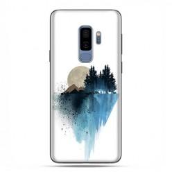 Samsung Galaxy S9 Plus - etui na telefon z grafiką - Górski krajobraz.