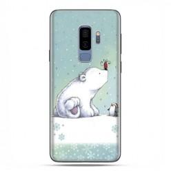 Samsung Galaxy S9 Plus - etui na telefon z grafiką - Polarne zwierzaki.