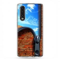 Huawei P30 - silikonowe etui na telefon - Uwolnij marzenia