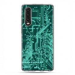 Huawei P30 - silikonowe etui na telefon - Układ scalony