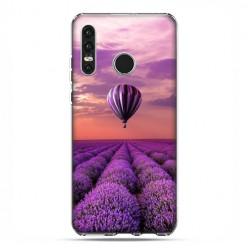 Huawei P30 Lite - etui na telefon - Lot nad polem lawendy