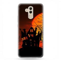 Huawei Mate 20 Lite - etui na telefon - Straszny dwór Halloween
