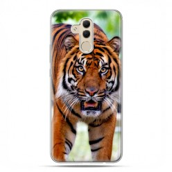 Huawei Mate 20 Lite - etui na telefon - Dumny tygrys