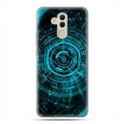 Huawei Mate 20 Lite - etui na telefon - Futurystyczny schemat