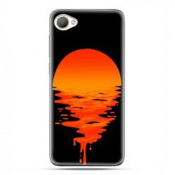 HTC Desire 12 - etui na telefon z grafiką - Zachodzące słońce.