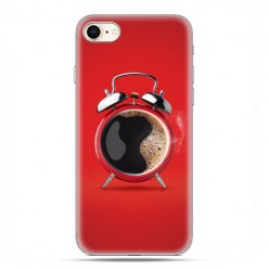 Apple iPhone 8 - etui case na telefon - Kawa poranny budzik