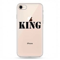 Apple iPhone 8 - etui case na telefon - King