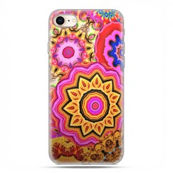 Apple iPhone 8 - etui case na telefon - Słoneczna mandala