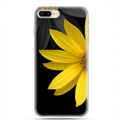 Apple iPhone 8 - etui case na telefon - Żółty słonecznik