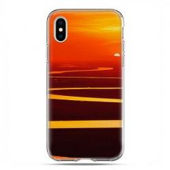 Apple iPhone Xs Max - etui na telefon - Zachód słońca nad Amazonką