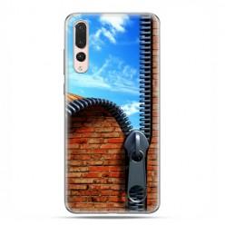 Huawei P20 Pro - silikonowe etui na telefon - Uwolnij marzenia