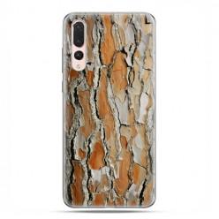 Huawei P20 Pro - silikonowe etui na telefon - Drzewo sosna
