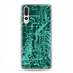 Huawei P20 Pro - silikonowe etui na telefon - Układ scalony