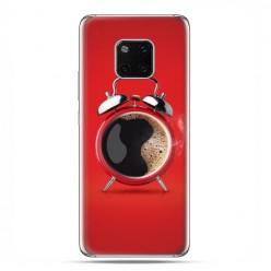 Huawei Mate 20 Pro - nakładka etui na telefon - Kawa poranny budzik