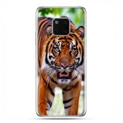 Huawei Mate 20 Pro - nakładka etui na telefon - Dumny tygrys